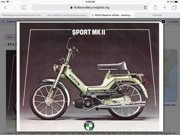 Yonkers Mopeds For Sale Craigslist Classifieds Backpage Ads