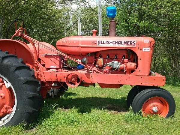 Saranac Tractors For Sale Craigslist Classifieds Backpage